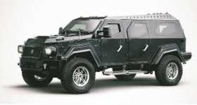 heavy armored cars