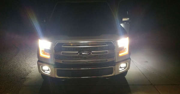 Get The Best Fog Lights For Your Ford F-150 1
