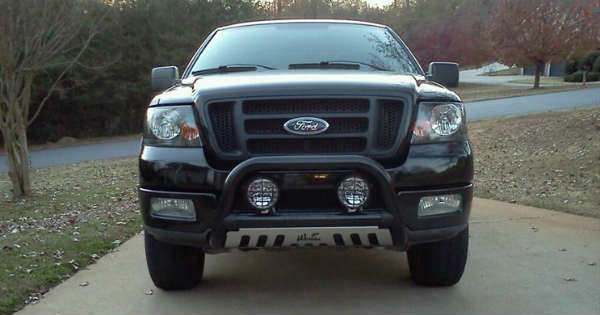 Get The Best Fog Lights For Your Ford F-150 2