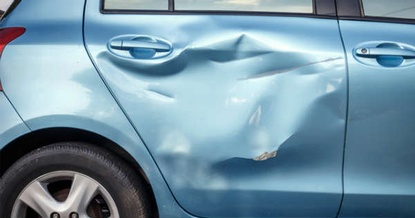 How To Repair Car Dents Without Applying Paint 2