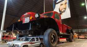 Top Attractions for Automotive lovers in UAE 1