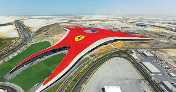 Top Attractions for Automotive lovers in UAE 2