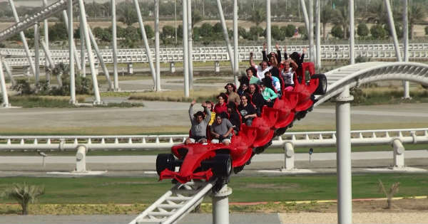 Top Attractions for Automotive lovers in UAE 3