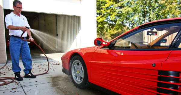 How To Look After Your Ferrari 3