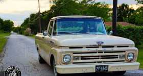 Love Bond That Cannot Be Broken – Aaron Kaufman And Ford F100 Trucks 1 (1)