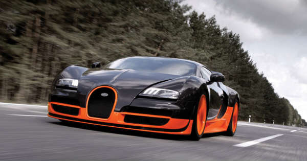 The Top Fastest Cars In The World 1