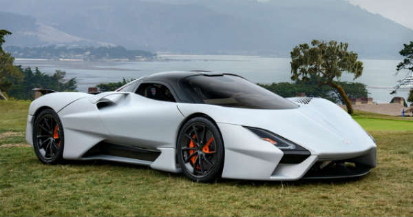 The Top Fastest Cars In The World 5