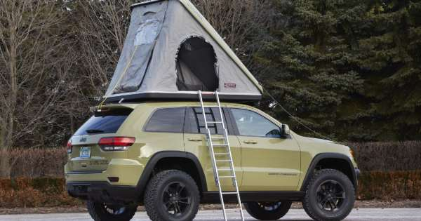 Top 5 Car Camping Accessories to Get Before Your Next Trip 1