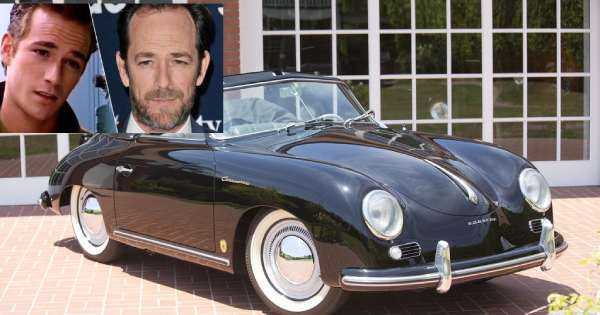 Beverly Hills 90210 Actor Luke Perry Died Today Aged 52 1