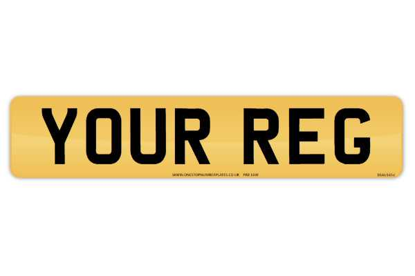 How To Get Affordable Personalized Number Plates 2