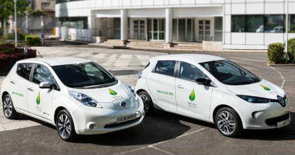 Renault-Nissan Microsoft starts to use Azure for connected cars 1