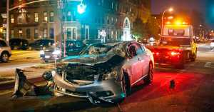 Why Do Some Vehicle Damage More In A Car Accident 2