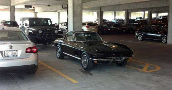 Great Alternatives To Airport Parking For Your Muscle Car 1