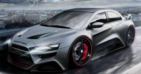 Mitsubishi planning possible Lancer Evolution resurrection 1