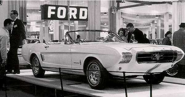 Muscle Cars History and Evolution 2