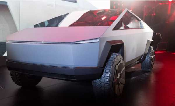 new amazing tesla cybertruck 11