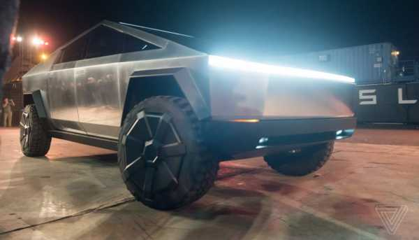 new amazing tesla cybertruck 4