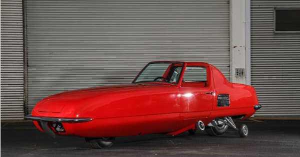 gyro x two wheeled car 1