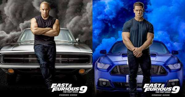 2020 Fast and Furious 9 Teaser Trailer 1