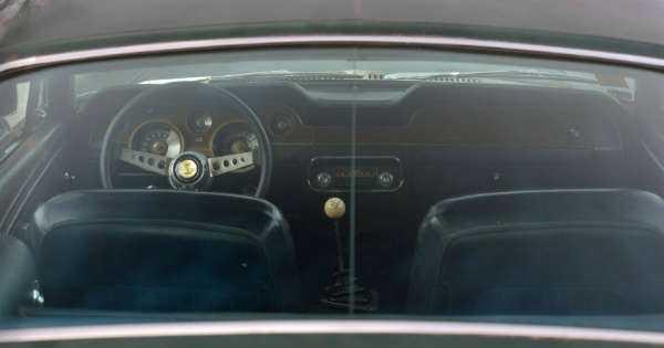 Original 1968 Mustang Fastback Bullitt 4