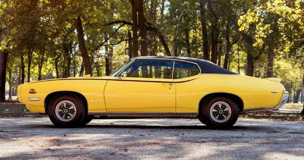 How to make your muscle car look better 2
