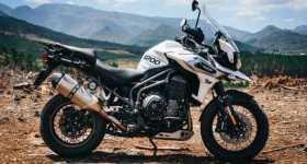 Top 5 Off-Road Adventure Motorbikes 1