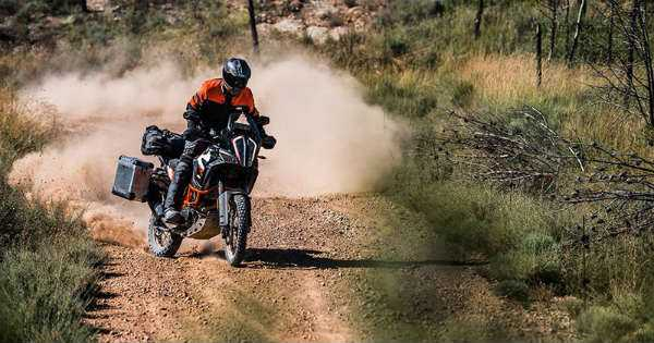Top 5 Off-Road Adventure Motorbikes 2