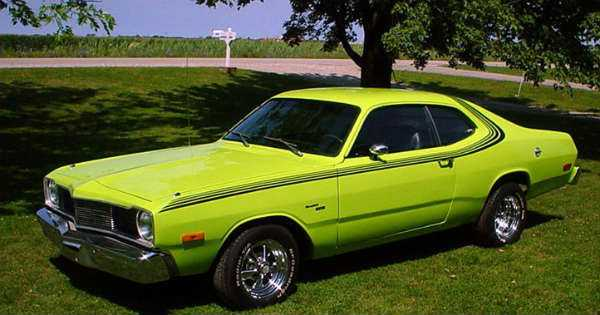 Top Affordable Classic Muscle Cars 1