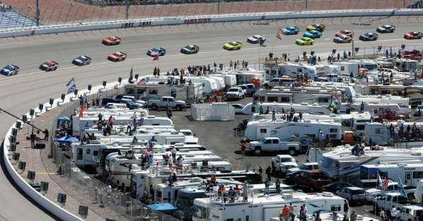 5 Must-Haves for Speedway Infield Camping 2