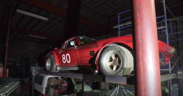 amazing barn 300 cars 2