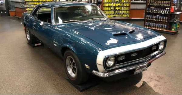 Your Pride and Joy Getting the Most Out of Your Muscle Car 2