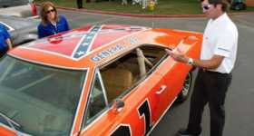 general lee racist car