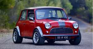 mighty mini cooper v6