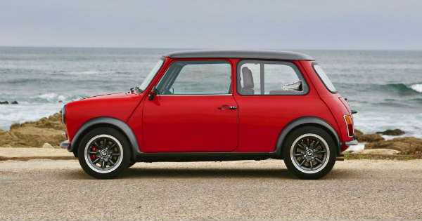 mighty mini cooper v6 1