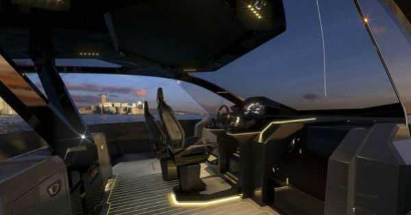 lamborghini yacht 2