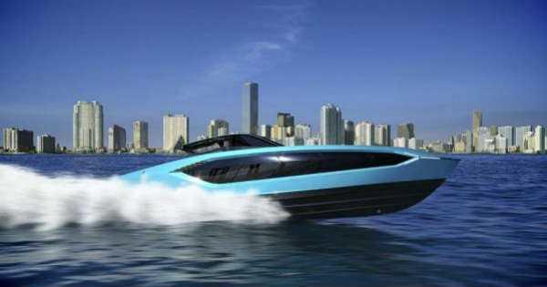 lamborghini yacht 3