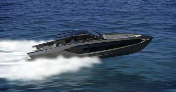 lamborghini yacht 4