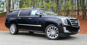 What to Expect When Renting a Cadillac Escalade ESV 1
