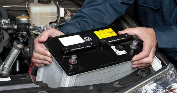 Guide to Replacing a Battery in a Japanese Car 2