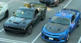 Modern Muscle Cars More Dangerous Than Many Realize 1