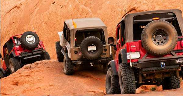 Top 10 Best Places To Go Off-Roading in Texas with Dave Sears 1