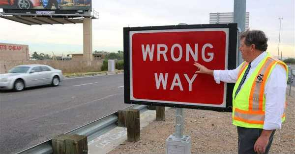 Why Are There So Many Wrong-Way Drivers 2