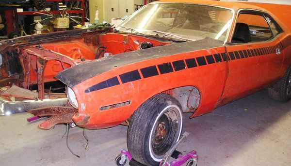 A Beginner's Guide to Restoring Your Muscle Car 2