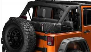 How Jeep Soft Tops Made Jeep Life Easier 1