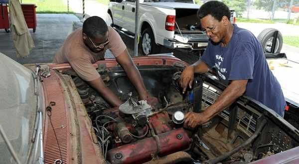 _The Five Most Important Muscle Car Maintenance Tips 2