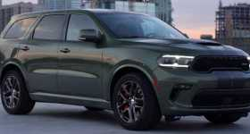 Surprisingly Strong Sports SUVs 2