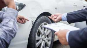 What to Do When Someone Damages Your Car 1