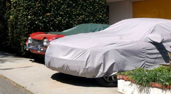 Best Ways to Cover Your Vehicles without a Garage 2