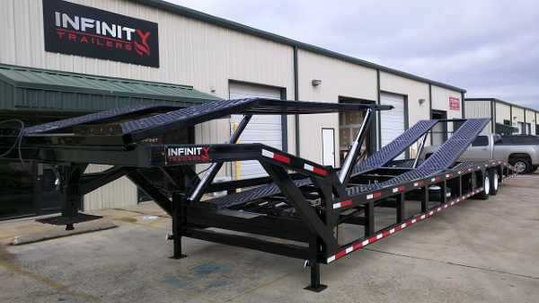How to Differentiate Between the Types of Trailers Used for Hauling Vehicles 2