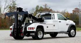Wheel Lift Tow Trucks 2